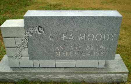 MOODY, CLEA - Craighead County, Arkansas | CLEA MOODY - Arkansas Gravestone Photos