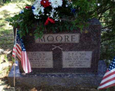 MOORE  (VETERAN WWII), J.A. - Craighead County, Arkansas | J.A. MOORE  (VETERAN WWII) - Arkansas Gravestone Photos