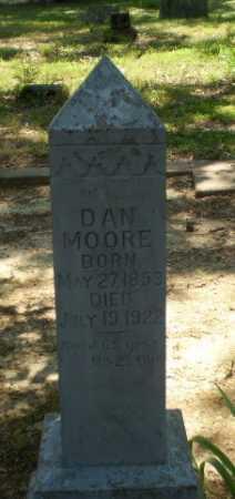 MOORE, DAN - Craighead County, Arkansas | DAN MOORE - Arkansas Gravestone Photos