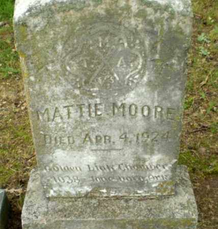 MOORE, MATTIE - Craighead County, Arkansas | MATTIE MOORE - Arkansas Gravestone Photos