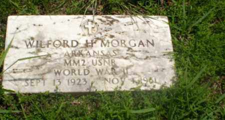 MORGAN  (VETERAN WWII), WILFORD H - Craighead County, Arkansas | WILFORD H MORGAN  (VETERAN WWII) - Arkansas Gravestone Photos