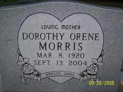 MORRIS, DOROTHY ORENE - Craighead County, Arkansas | DOROTHY ORENE MORRIS - Arkansas Gravestone Photos