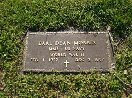 MORRIS  (VETERAN WWII), EARL DEAN - Craighead County, Arkansas | EARL DEAN MORRIS  (VETERAN WWII) - Arkansas Gravestone Photos