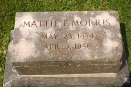 MORRIS, MATTIE F - Craighead County, Arkansas | MATTIE F MORRIS - Arkansas Gravestone Photos