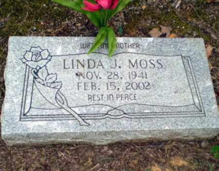 MOSS, LINDA J - Craighead County, Arkansas | LINDA J MOSS - Arkansas Gravestone Photos