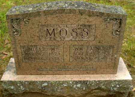 MOSS, MOLLIE M - Craighead County, Arkansas | MOLLIE M MOSS - Arkansas Gravestone Photos