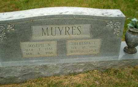 MUYRES, THERESA L - Craighead County, Arkansas | THERESA L MUYRES - Arkansas Gravestone Photos