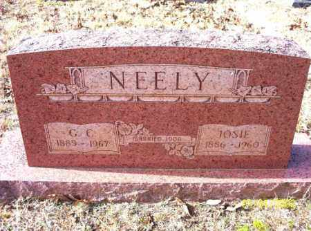 NEELY, JOSIE - Craighead County, Arkansas | JOSIE NEELY - Arkansas Gravestone Photos