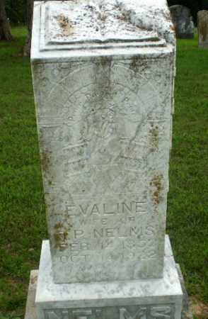 NELMS, EVALINE - Craighead County, Arkansas | EVALINE NELMS - Arkansas Gravestone Photos