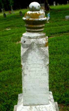 NELMS, NAN - Craighead County, Arkansas | NAN NELMS - Arkansas Gravestone Photos