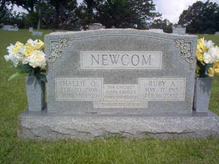 NEWCOM, RUBY A - Craighead County, Arkansas | RUBY A NEWCOM - Arkansas Gravestone Photos