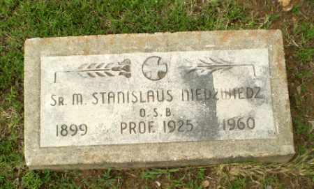 NIEDZWIEDZ, SISTER M. STANISLAUS - Craighead County, Arkansas | SISTER M. STANISLAUS NIEDZWIEDZ - Arkansas Gravestone Photos