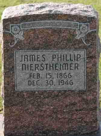 NIERSTHEIMER, JAMES PHILLIP - Craighead County, Arkansas | JAMES PHILLIP NIERSTHEIMER - Arkansas Gravestone Photos