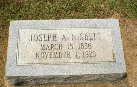 NISBETT, JOSEPH A - Craighead County, Arkansas | JOSEPH A NISBETT - Arkansas Gravestone Photos