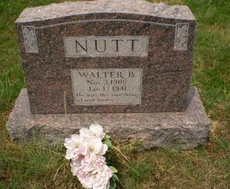 NUTT, WALTER B - Craighead County, Arkansas | WALTER B NUTT - Arkansas Gravestone Photos