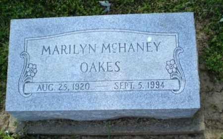 OAKES, MARILYN - Craighead County, Arkansas | MARILYN OAKES - Arkansas Gravestone Photos