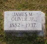 OLIVER, JR., JAMES M. - Craighead County, Arkansas | JAMES M. OLIVER, JR. - Arkansas Gravestone Photos