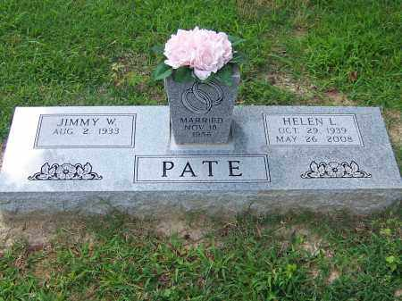 PATE, JIMMY W. - Craighead County, Arkansas | JIMMY W. PATE - Arkansas Gravestone Photos