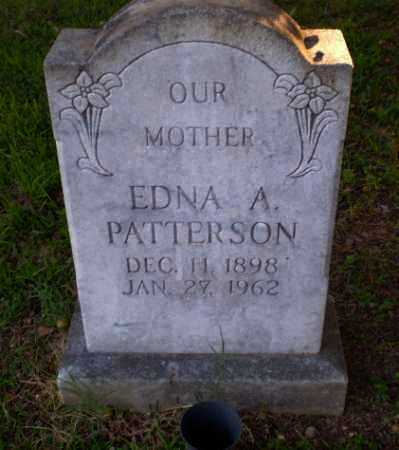 PATTERSON, EDNA A - Craighead County, Arkansas | EDNA A PATTERSON - Arkansas Gravestone Photos