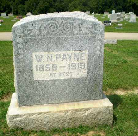 PAYNE, W.N. - Craighead County, Arkansas | W.N. PAYNE - Arkansas Gravestone Photos