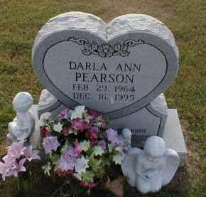 PEARSON, DARLA ANN - Craighead County, Arkansas | DARLA ANN PEARSON - Arkansas Gravestone Photos