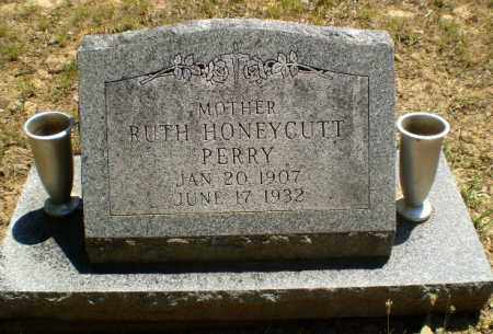 HONEYCUTT PERRY, RUTH - Craighead County, Arkansas | RUTH HONEYCUTT PERRY - Arkansas Gravestone Photos