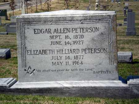 PETERSON, EDGAR - Craighead County, Arkansas | EDGAR PETERSON - Arkansas Gravestone Photos