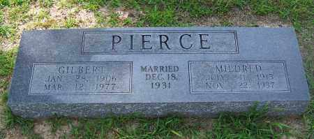 PIERCE (VETERAN WWII), GILBERT - Craighead County, Arkansas | GILBERT PIERCE (VETERAN WWII) - Arkansas Gravestone Photos