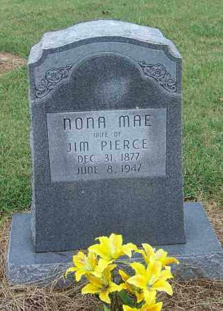 PIERCE, NONA MAE - Craighead County, Arkansas | NONA MAE PIERCE - Arkansas Gravestone Photos
