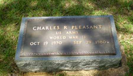 PLEASANT  (VETERAN WWII), CHARLES - Craighead County, Arkansas | CHARLES PLEASANT  (VETERAN WWII) - Arkansas Gravestone Photos