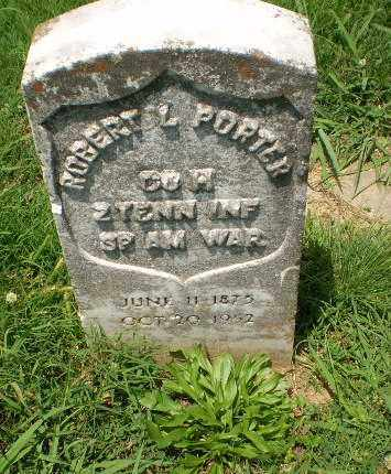 PORTER  (VETERAN SAW), ROBERT L - Craighead County, Arkansas | ROBERT L PORTER  (VETERAN SAW) - Arkansas Gravestone Photos
