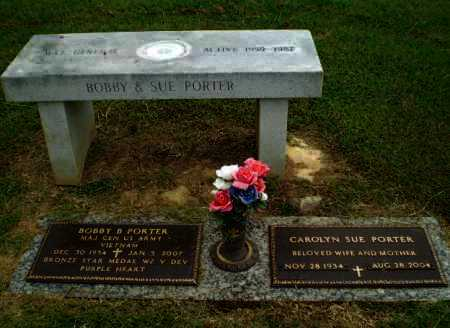 PORTER, CAROLYN SUE - Craighead County, Arkansas | CAROLYN SUE PORTER - Arkansas Gravestone Photos