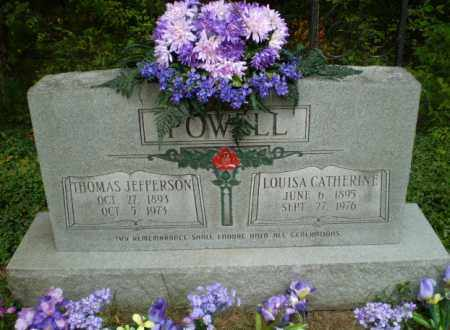 POWELL, LOUISA CATHERINE - Craighead County, Arkansas | LOUISA CATHERINE POWELL - Arkansas Gravestone Photos