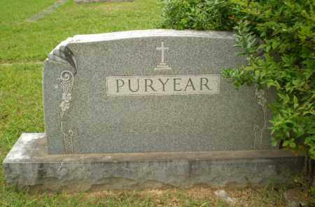 PURYEAR FAMILY, MONUMENT - Craighead County, Arkansas | MONUMENT PURYEAR FAMILY - Arkansas Gravestone Photos