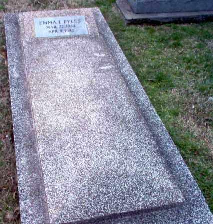 PYLES, EMMA I - Craighead County, Arkansas | EMMA I PYLES - Arkansas Gravestone Photos