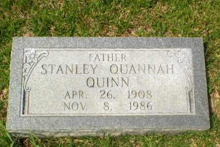 QUINN, STANLEY QUANNAH - Craighead County, Arkansas | STANLEY QUANNAH QUINN - Arkansas Gravestone Photos