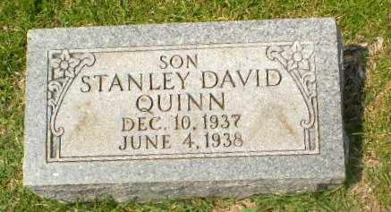 QUINN, STANLEY DAVID - Craighead County, Arkansas | STANLEY DAVID QUINN - Arkansas Gravestone Photos