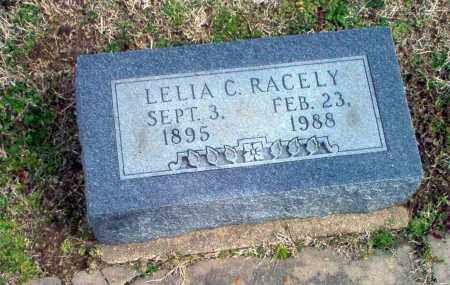RACELY, LELIA C - Craighead County, Arkansas | LELIA C RACELY - Arkansas Gravestone Photos