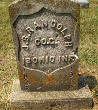 RANDOLPH  (VETERAN UNION), JUSTIN S - Craighead County, Arkansas | JUSTIN S RANDOLPH  (VETERAN UNION) - Arkansas Gravestone Photos