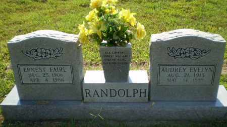 RANDOLPH, ERNEST FAIRL - Craighead County, Arkansas | ERNEST FAIRL RANDOLPH - Arkansas Gravestone Photos