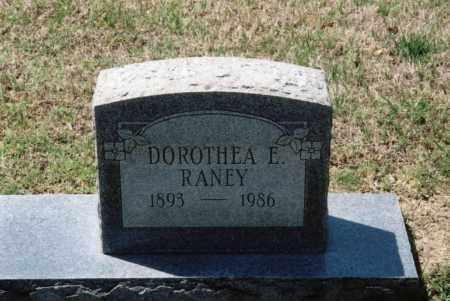 RANEY, DOROTHEA EULA - Craighead County, Arkansas | DOROTHEA EULA RANEY - Arkansas Gravestone Photos