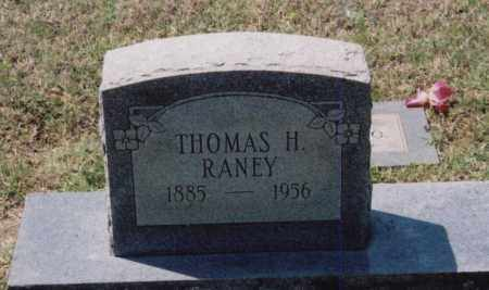 RANEY, THOMAS HENDRIX - Craighead County, Arkansas | THOMAS HENDRIX RANEY - Arkansas Gravestone Photos