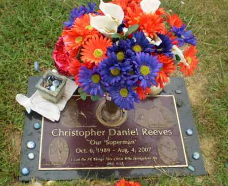 REEVES, CHRISTOPHER DANIEL - Craighead County, Arkansas | CHRISTOPHER DANIEL REEVES - Arkansas Gravestone Photos
