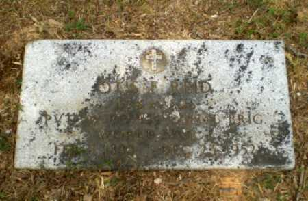 REID (VETERAN WWI), OTIS F. - Craighead County, Arkansas | OTIS F. REID (VETERAN WWI) - Arkansas Gravestone Photos