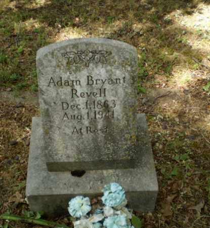 REVELL, ADAM BRYANT - Craighead County, Arkansas | ADAM BRYANT REVELL - Arkansas Gravestone Photos