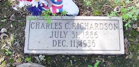 RICHARDSON, CHARLES C. - Craighead County, Arkansas | CHARLES C. RICHARDSON - Arkansas Gravestone Photos