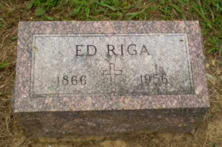 RIGA, ED - Craighead County, Arkansas | ED RIGA - Arkansas Gravestone Photos