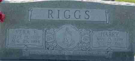 RIGGS, HARRY - Craighead County, Arkansas | HARRY RIGGS - Arkansas Gravestone Photos