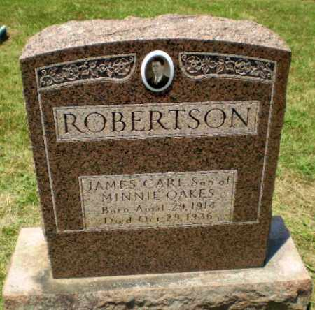 ROBERTSON, JAMES CARL - Craighead County, Arkansas | JAMES CARL ROBERTSON - Arkansas Gravestone Photos