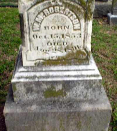 ROBERTSON, W M - Craighead County, Arkansas | W M ROBERTSON - Arkansas Gravestone Photos